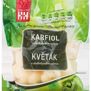 Karfiol édes-savanyú lében